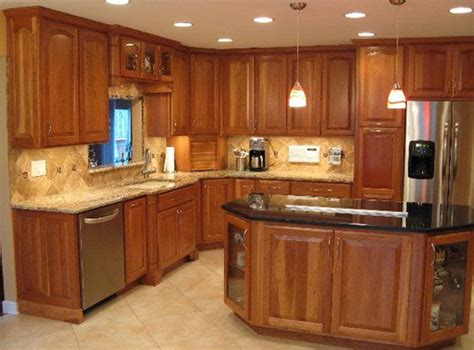 kitchen paint colors natural cherry cabinets images cherry