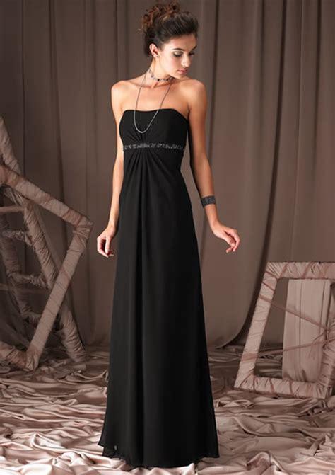 wedding black bridesmaids dresses