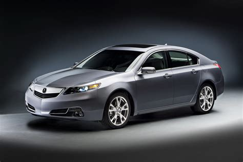 2012 acura tl top speed