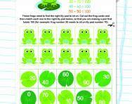 number bonds explained parents primary school number bonds