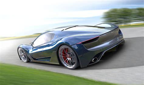 stunning maserati concept built laferrari chassis maxim