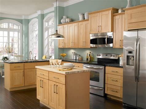 kitchen paint colors maple cabinets home furniture design