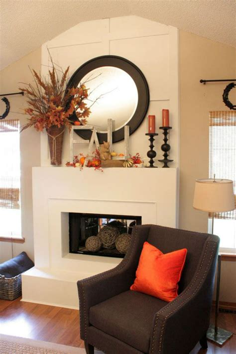 decorate fireplace mantel design contract