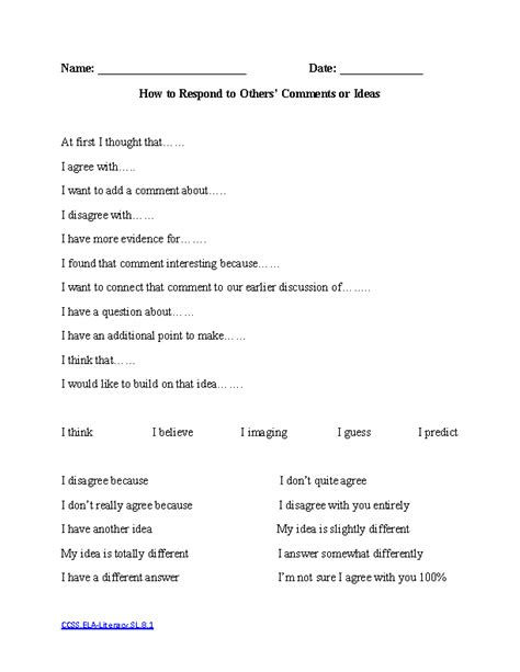 english worksheets 8th grade common core worksheets