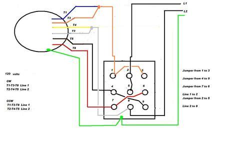 bought 0 75hp 110 220 single phase motor