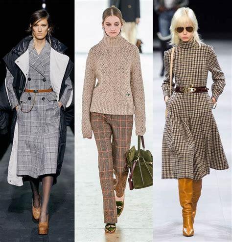 fall 2019 trends 12 trends women 40 fall