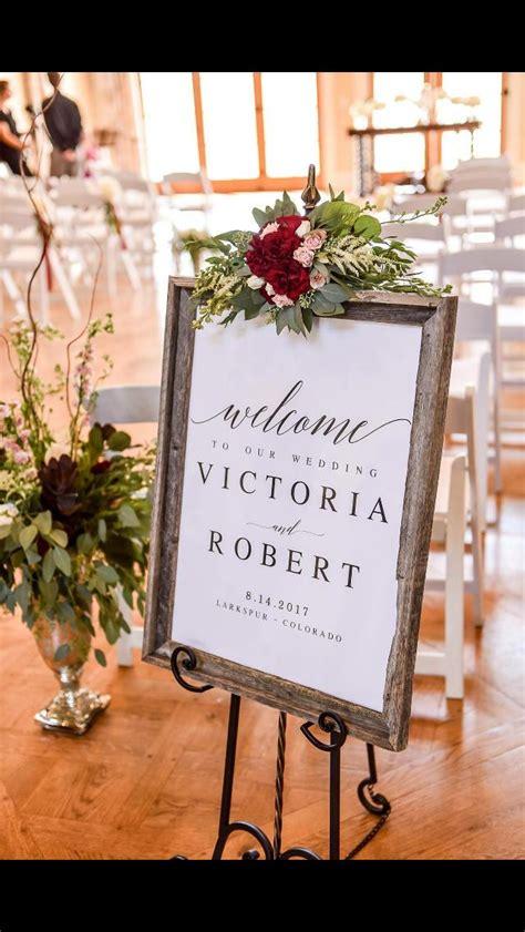 elegant wedding sign template wedding template wedding sign