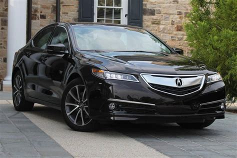 guide 2015 tlx acura entry luxury sedan reliable