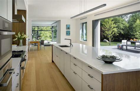 lexington residence green modern home zeroenergy design boston
