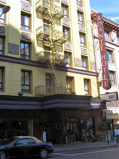 Adante Hotel San Francisco