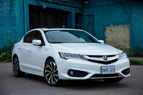 review 2016 acura ilx spec canadian auto review