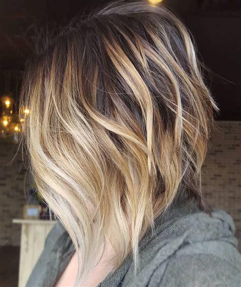 10 cute medium hairstyles gorgeous color twists medium