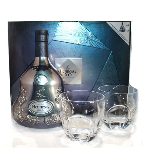 hennessy xo cognac limited edition gft pk 2gl