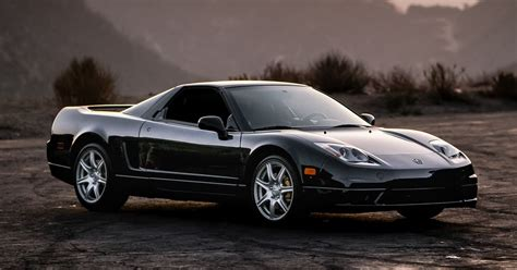 final year acura nsx sells 144 100 auctions