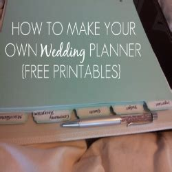 wedding planner free printables included jess sleepless