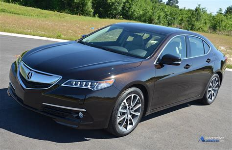 2015 acura tlx v6 sh awd advance package