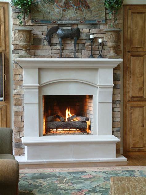 fireplace surrounds virginia cast stone