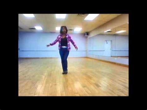 basic line dancing steps beginners shotgun jenny tutorial