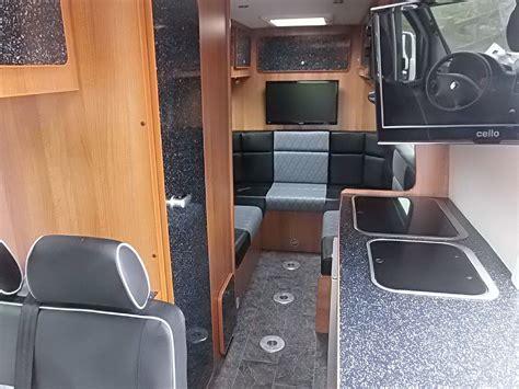 camper interior furniture conversion kit sprinter crafter ebay