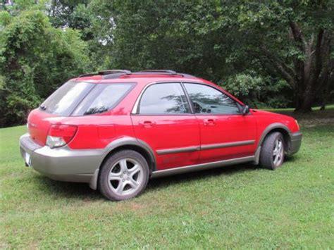 buy 2004 subaru impreza outback sport wagon 4