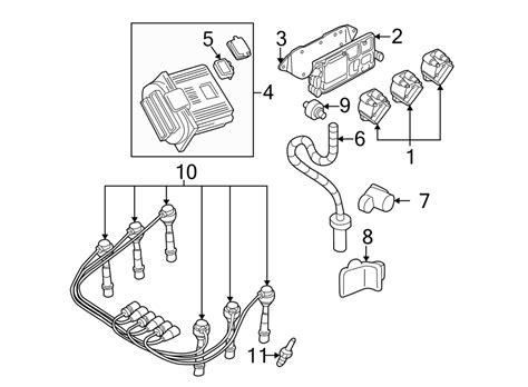 chevrolet malibu spark plug wire set set wire