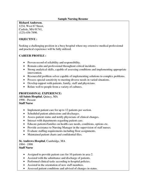 resume nursing quotes quotesgram