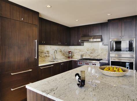 choose granite counters kitchen bathroom