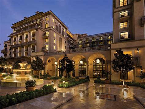 montage beverly hills los angeles california hotel review