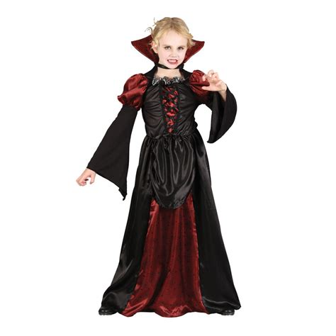 girls wicked queen vire princess halloween kids fancy
