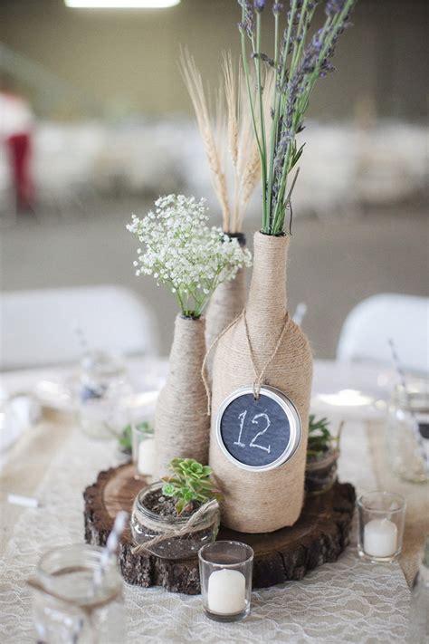 25 unique diy wedding centerpieces 99 wedding ideas
