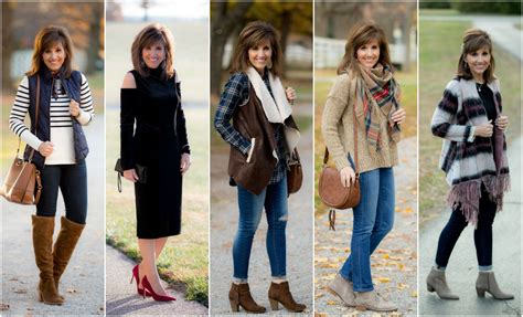 Fall Fashion Trends For Over 40