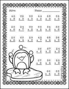 hard multiplication 2 digit problems standards met digit
