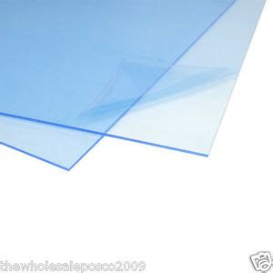 1 5mm thin clear acrylic perspex sheet a4