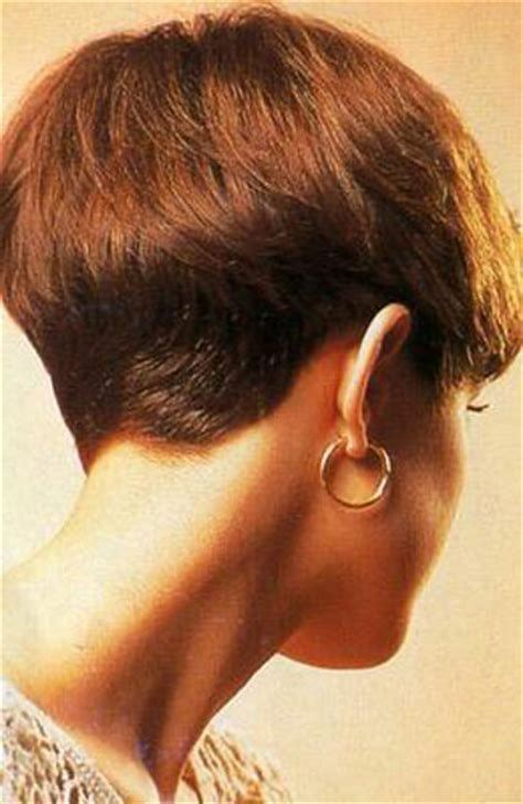 image result wedge haircuts front views short wedge