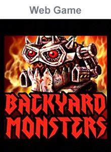 backyard monsters ign
