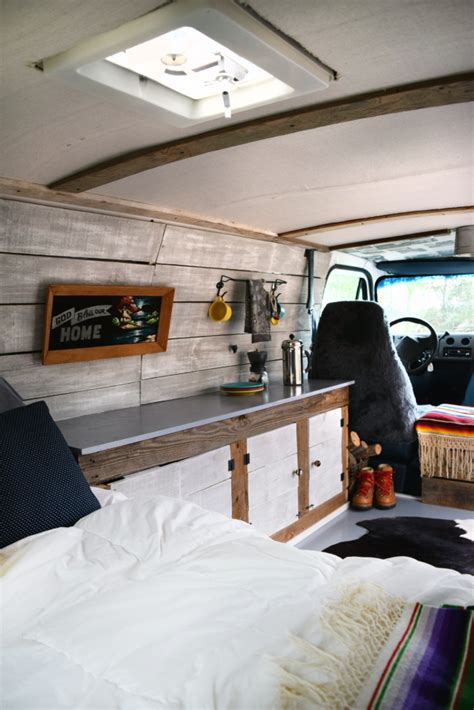 custom modern boogie van small life
