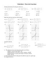 ws piecewise functionsc worksheet piecewise functions