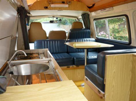 design vw cervan interior layout ideas 39 mobmasker