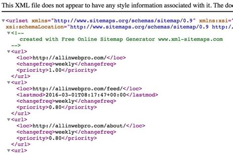 update sitemap xml google bing web pro