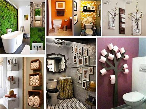20 unique ideas decorate bathroom wall home decor