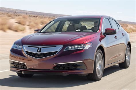 2015 acura tlx reviews rating motortrend