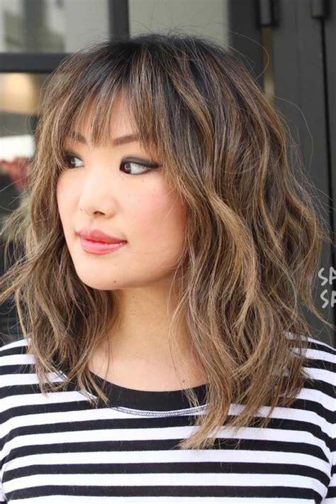 Medium Length Layered Haircuts With Bangs.html