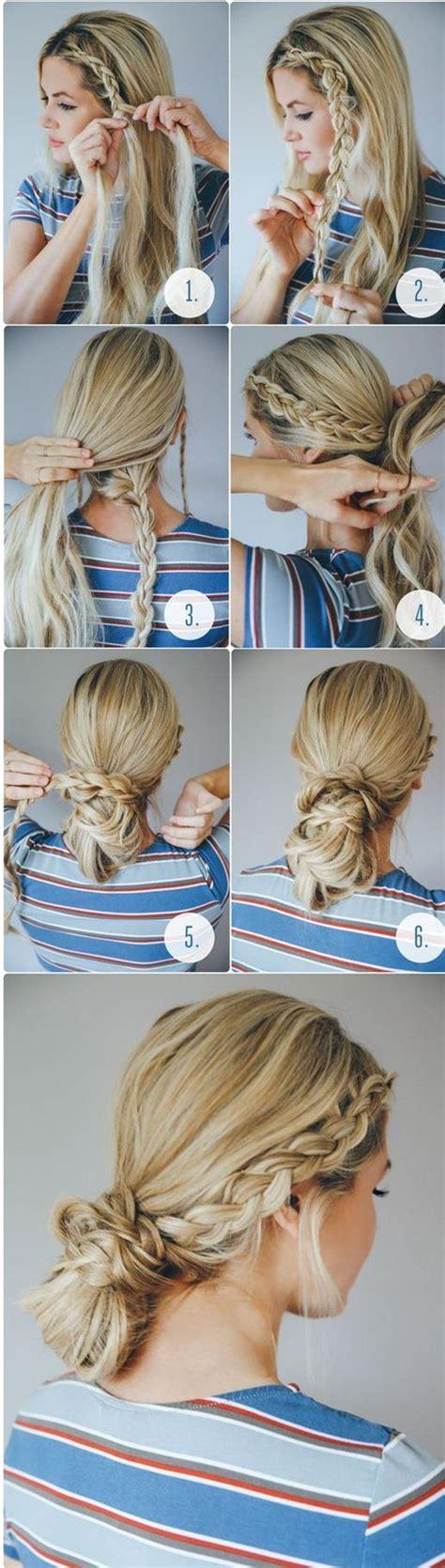 40 easy hairstyles schools 2016