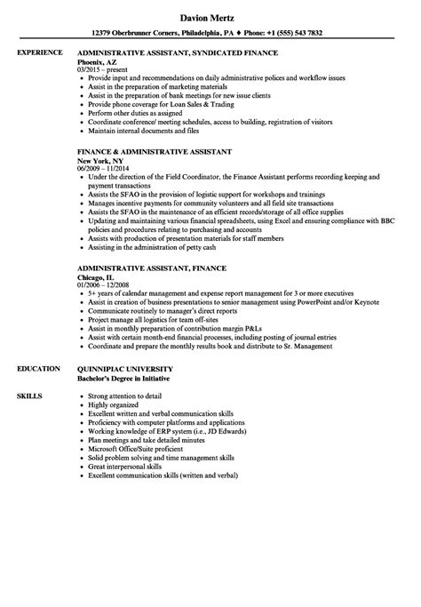 10 skill administrative assistant resume letter