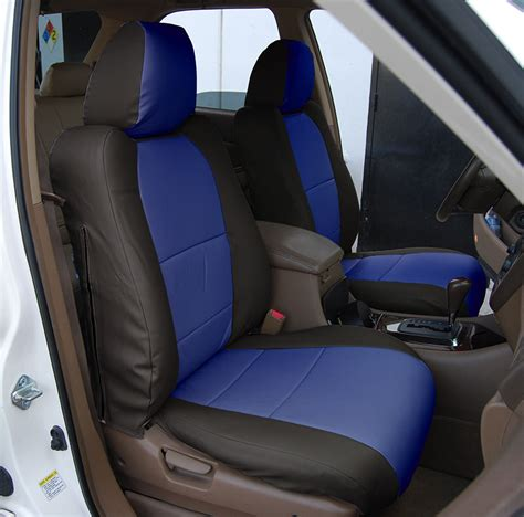 acura mdx 2001 2006 leather custom fit seat