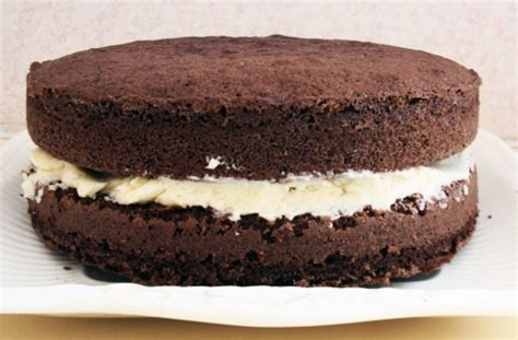 ann brooks chocolate sponge cake recipe goodtoknow