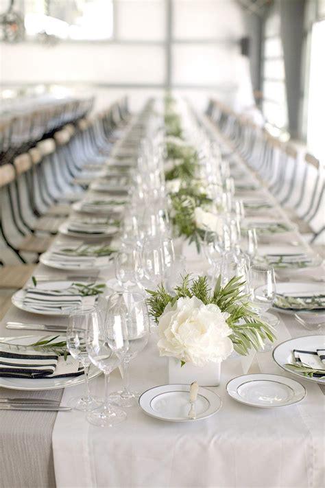 modern elegance durham ranch simple wedding centerpieces wedding
