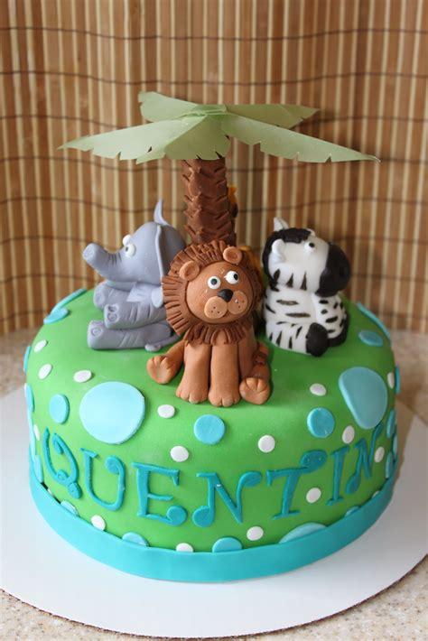 cakes lee safari baby shower