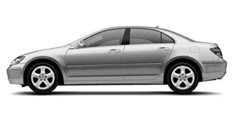 2006 acura rl review ratings specs prices photos