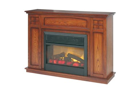 mission style electric fireplace dutchcrafters amish